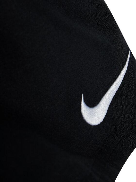 NIKE NIKE Pantaloni scurți sport 4' Volley NESSA778 Negru Regular Fit