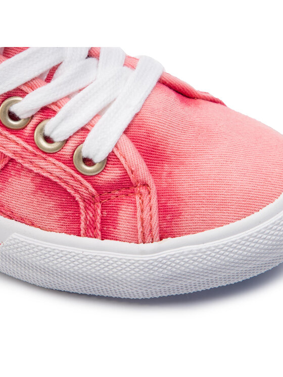 Pepe Jeans Pepe Jeans Tennis Baker Canvas PGS30381 Rose