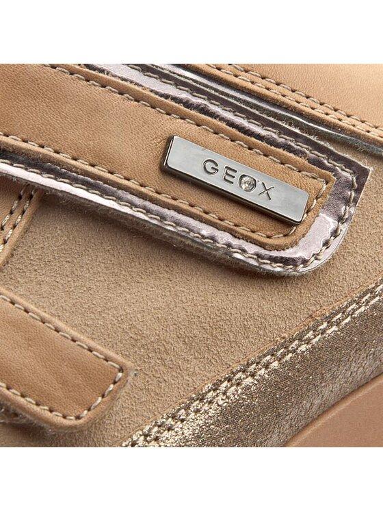 Geox Geox Sneakers D Amelia St E D4479E 02243 C5000 Beige