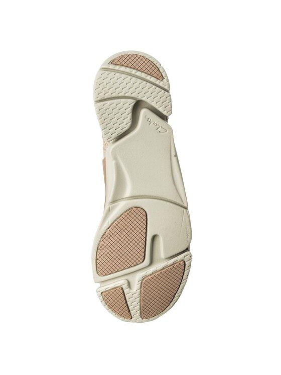 Clarks Clarks Обувки Tri Caitlin 261317944 Бежов