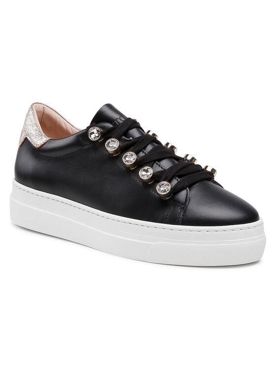 Stokton Laisvalaikio batai 861-D Juoda