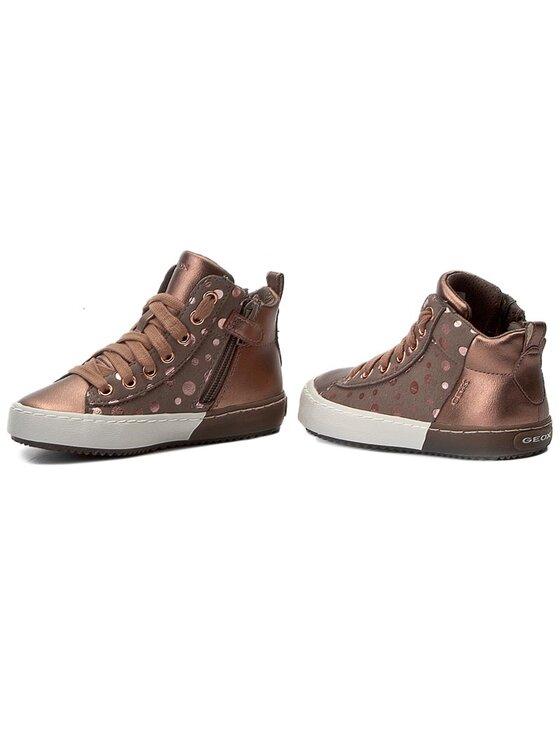 Geox Geox Sneakersy J Kalispera G.B J744GB 0DHAJ C8025