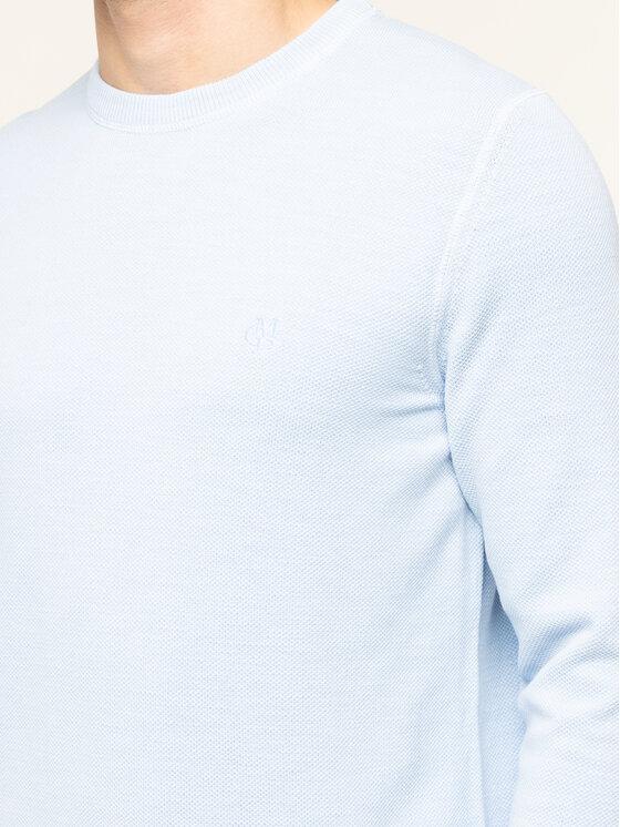 Marc O'Polo Marc O'Polo Sweter 021 5004 60134 Niebieski Regular Fit