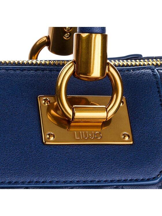 Liu Jo Liu Jo Borsa Shopping Orizz. Anna N67094 E0449 Blu scuro