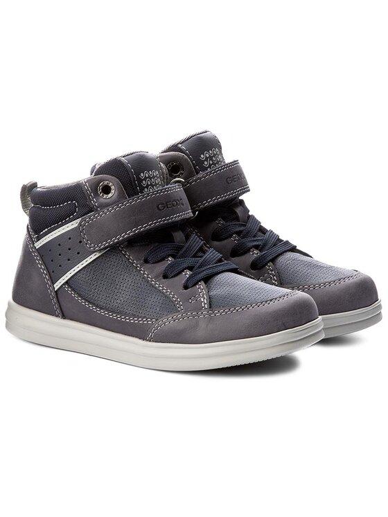 Geox Geox Обувки J Anthor B. I J723HI 0CL54 C4211 M Тъмносин