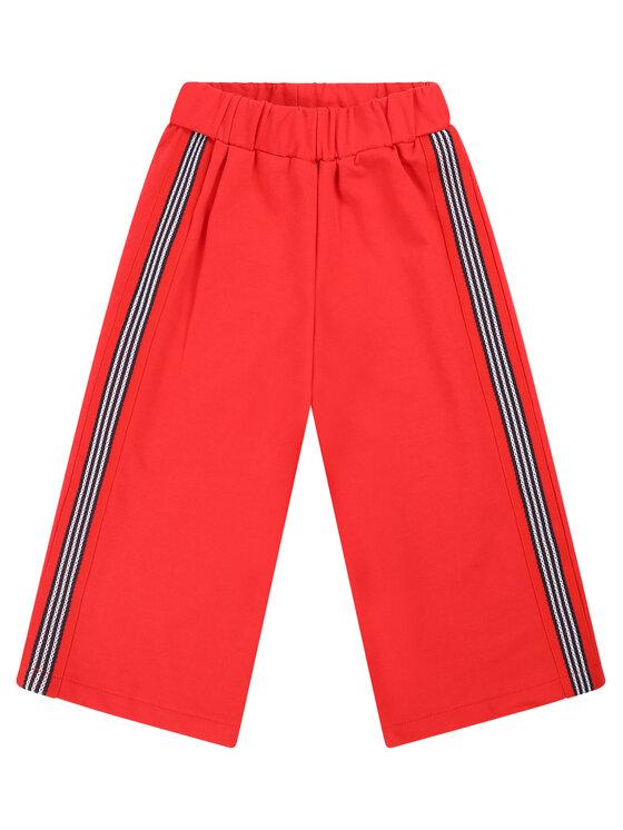 Primigi Spodnie materiałowe Happy Shopping 45122511 Czerwony Regular Fit