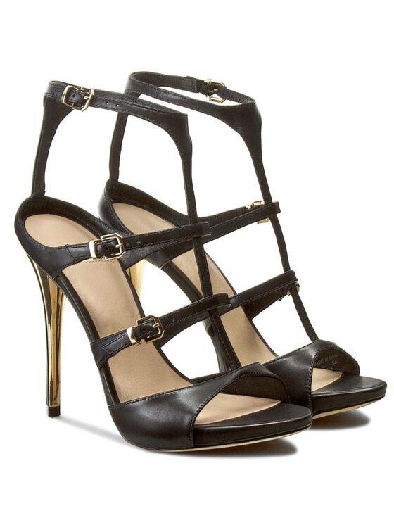 Guess Guess Sandále BY MARCIANO FLCHA2 LEA03 Čierna