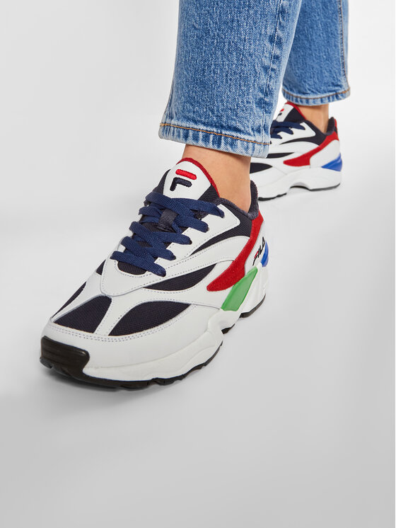 Fila Fila Sneakersy V94M Cb Jr 1010852.22W Biały