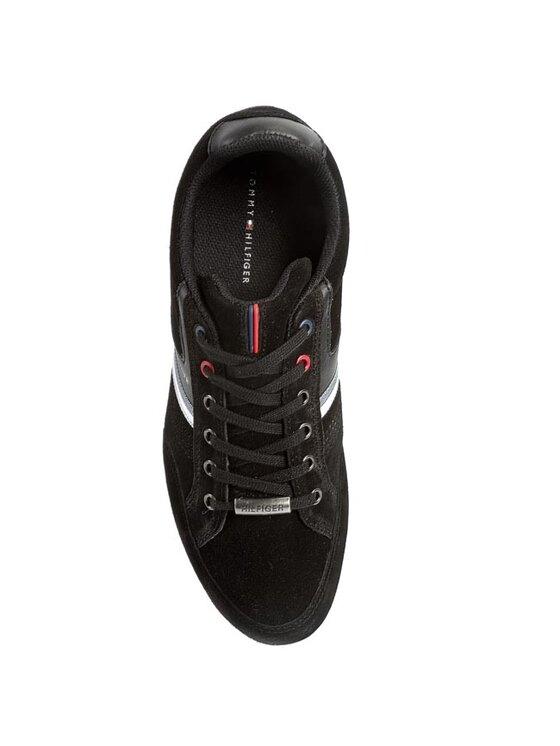 Tommy Hilfiger Tommy Hilfiger Sneakersy Ross 3B FM56817916 Čierna
