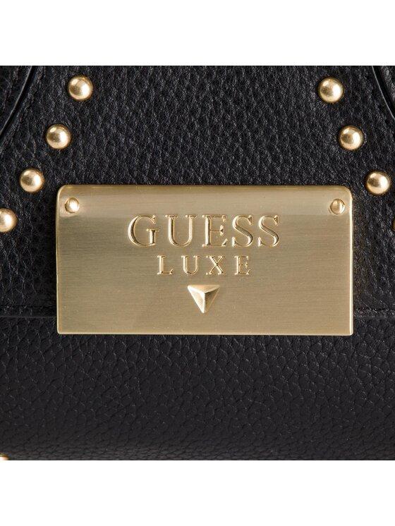Guess Guess Дамска чанта Vicky (KY) HWVCKY L8221 Черен