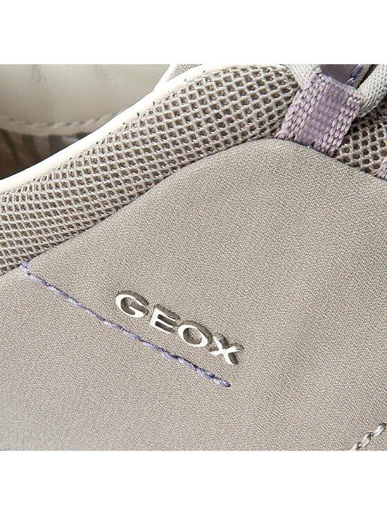 Geox Geox Półbuty D Nebula A D621EA 00011 C9013 Szary