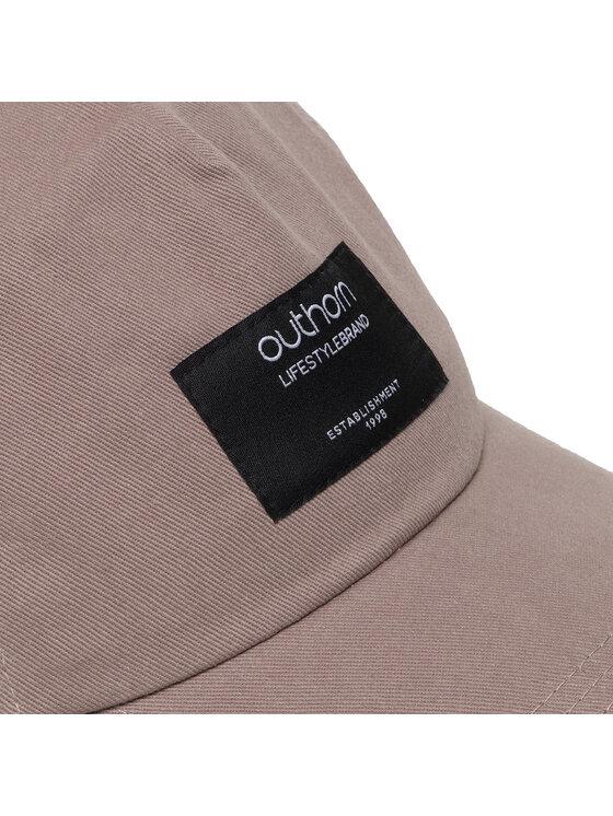 Outhorn Outhorn Czapka z daszkiem CAD601 Różowy