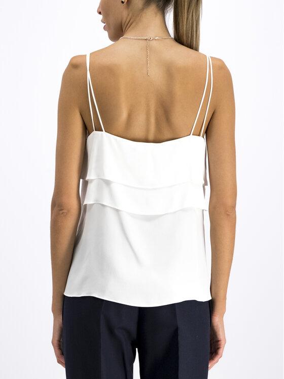 Pennyblack Pennyblack Μπλουζάκι Famoso 11610119 Λευκό Regular Fit