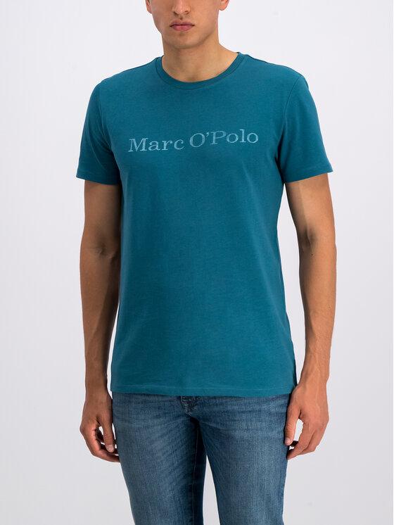 Marc O'Polo Marc O'Polo T-Shirt 927 2220 51230 Niebieski Regular Fit