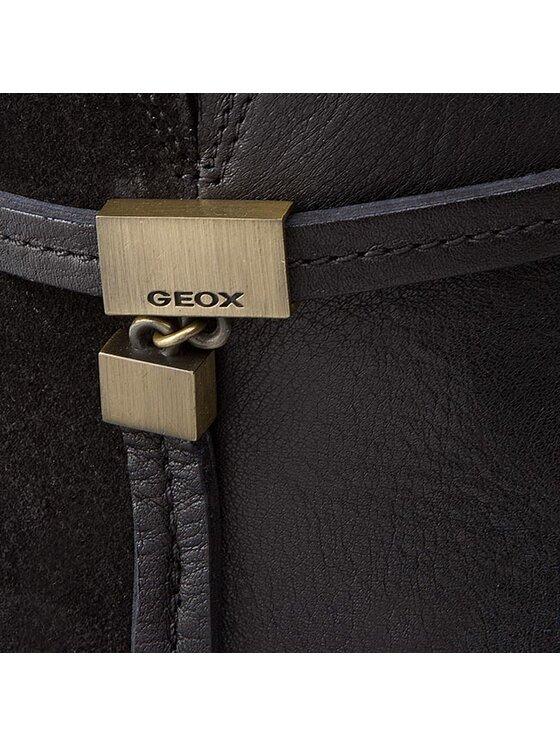 Geox Geox Bokacsizma D Amelia St B D5479B 04323 C9999 Fekete
