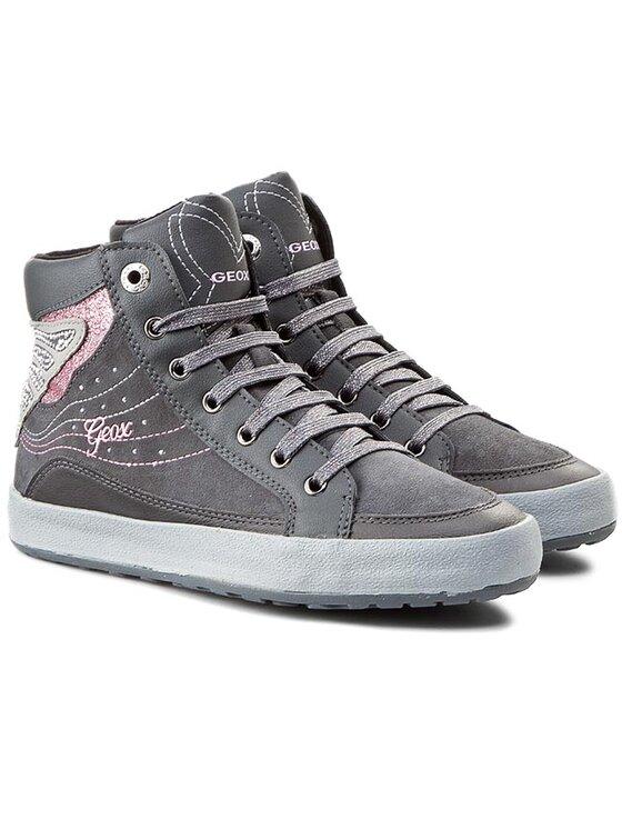 Geox Geox Обувки J Witty A J54C8A 02243 C9002 D Сив