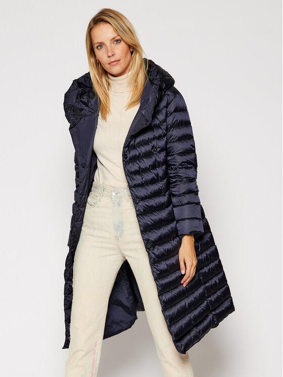 Hetregó Žieminis paltas Jennifer 8I643 Tamsiai mėlyna Regular Fit