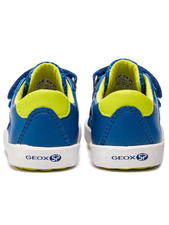 Geox Geox Sportcipő B Gisli B. A B821NA 01054 CK43S M Sötétkék