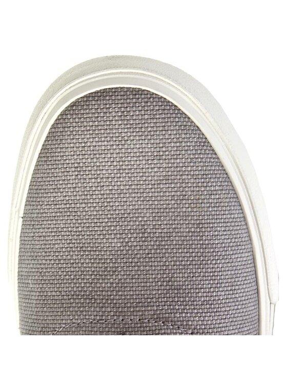 Geox Geox Πάνινα παπούτσια U Smart F U52X2F 01022 C9286 Γκρι
