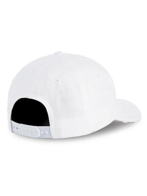 Calvin Klein Jeans Calvin Klein Jeans Καπέλο Jockey J Logo Tape Cap K50K504874 Λευκό