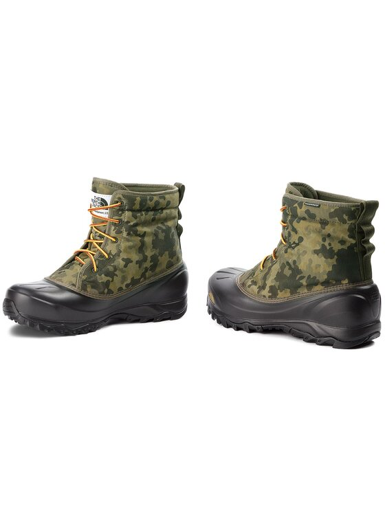 The North Face The North Face Snehule Tsumoru Boot T93MKS8HN Zelená