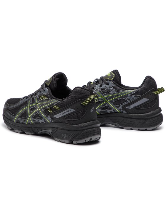 Asics Asics Обувки Gel-Venture 6 T7G1N Черен