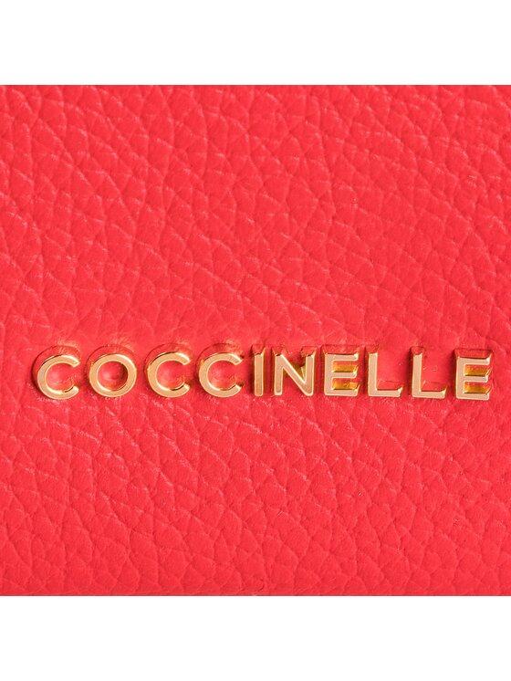 Coccinelle Coccinelle Дамска чанта DP5 Kalliope E1 DP5 19 01 01 Червен