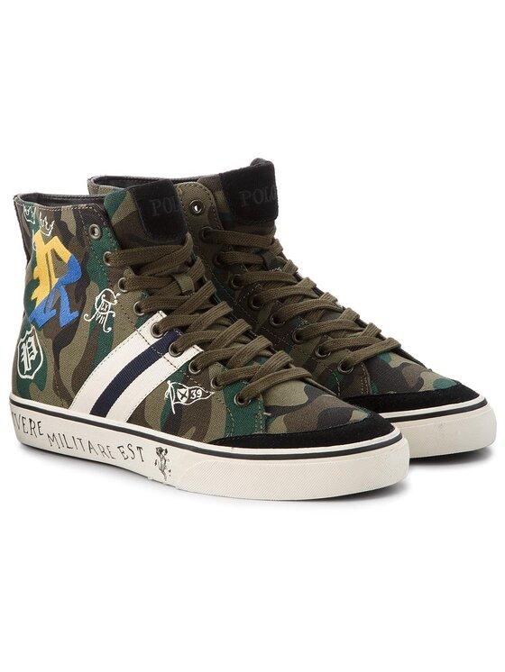 Polo Ralph Lauren Polo Ralph Lauren Sneakers Salomon 816717360001 Vert