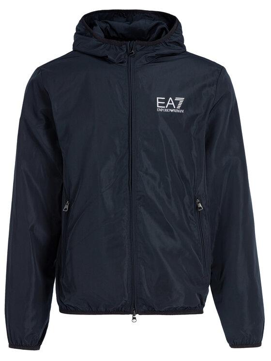 EA7 Emporio Armani EA7 Emporio Armani Demisezoninė striukė 8NPB04 PNN7Z 1578 Tamsiai mėlyna Regular Fit