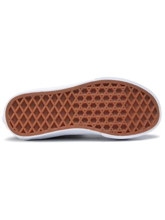 Vans Vans Sneakersy Sk8-Mid Reissue V VN0A38HHXWH1 Czarny