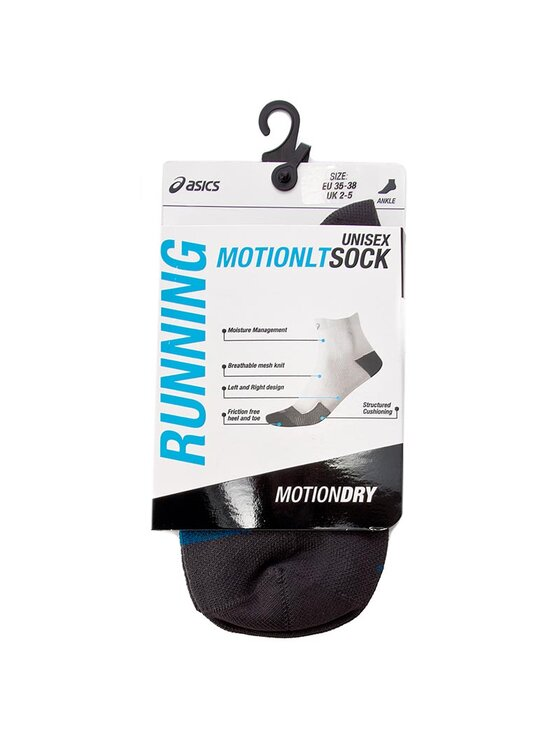 Asics Asics Дълги чорапи unisex Running Motion Sock 130884 Син