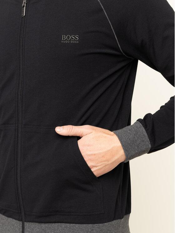 Boss Boss Sweatshirt Mix&Match 50379013 Noir Regular Fit
