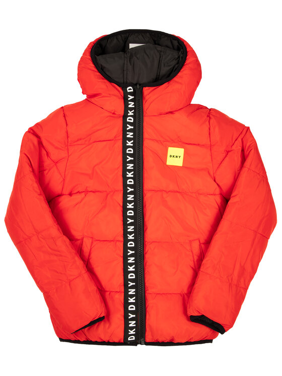 DKNY DKNY Giubbotto invernale D26319 Rosso Regular Fit