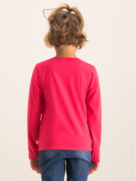 Billieblush Billieblush Bluzka U15668 Różowy Regular Fit