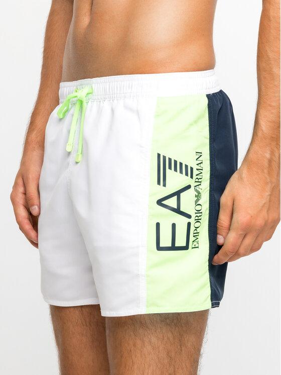 EA7 Emporio Armani EA7 Emporio Armani Short de bain 902023 9P735 55510 Multicolore Regular Fit