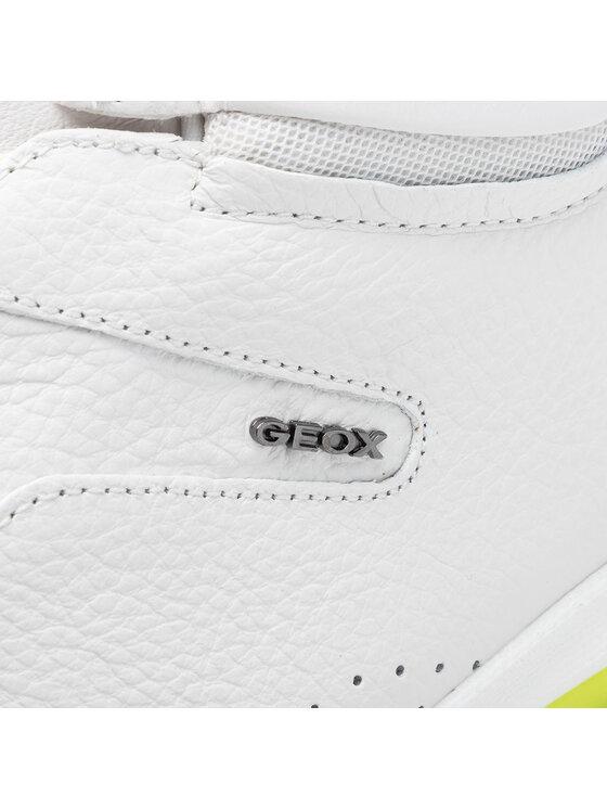 Geox Geox Αθλητικά U Nexside A U947GA 04685 C1000 Λευκό