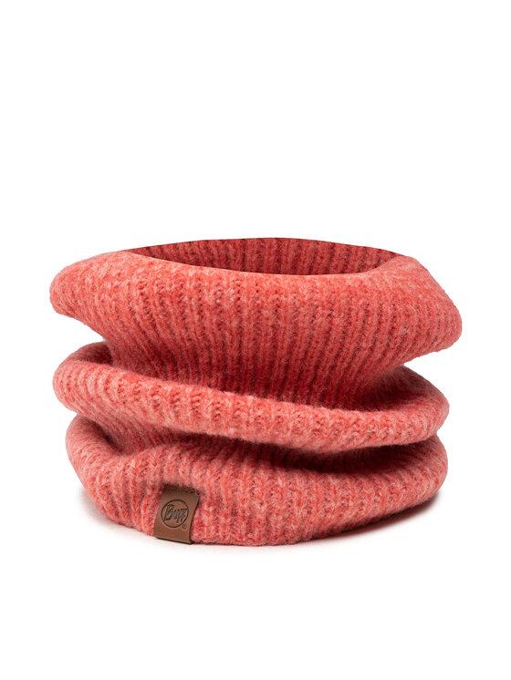 Buff Buff Komin Knitted & Fleece Neckwarmer 123520.538.10.00 Różowy