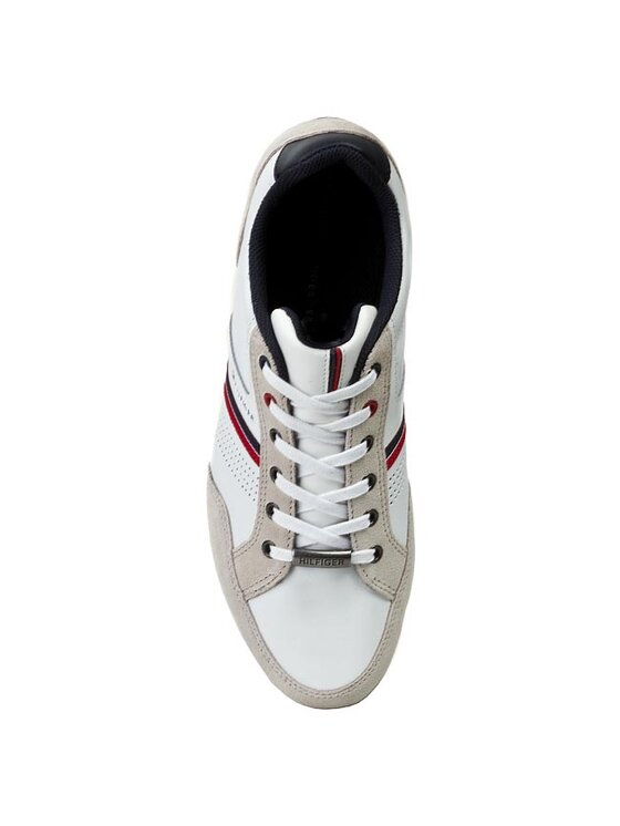 Tommy Hilfiger Tommy Hilfiger Sneakersy Ross 3C FM56817917 Biały