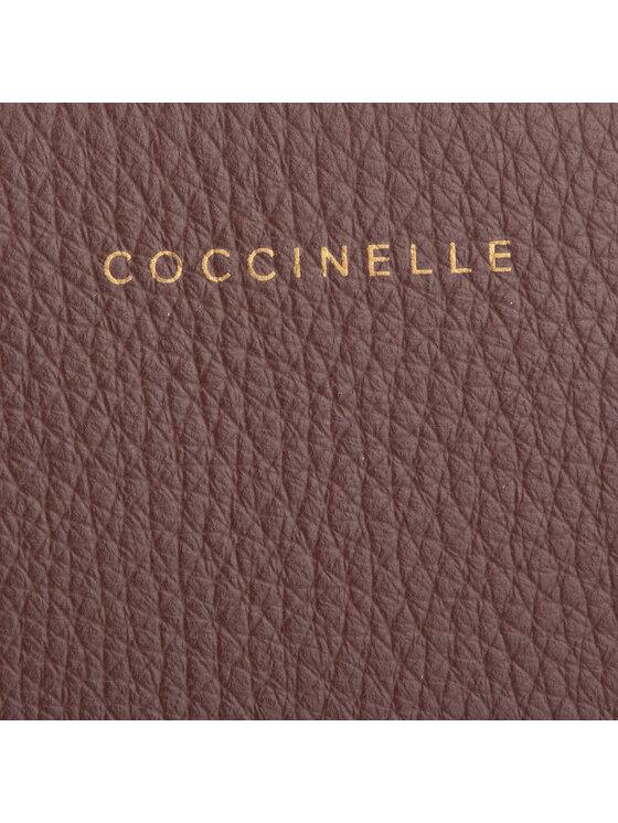 Coccinelle Coccinelle Torebka FLA Concrete E1 FLA 55 01 01 Brązowy
