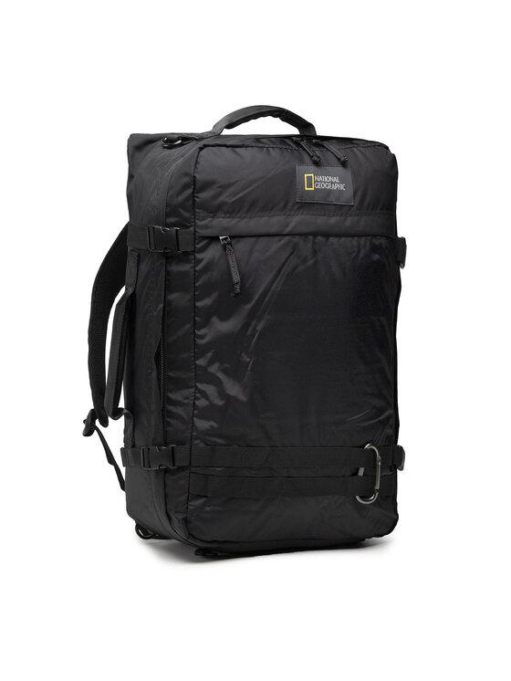 National Geographic Kuprinė 3 Way Backpack N11801.06 Juoda