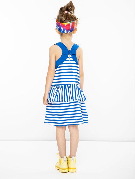 Mayoral Mayoral Φόρεμα καθημερινό 3954 Μπλε Regular Fit