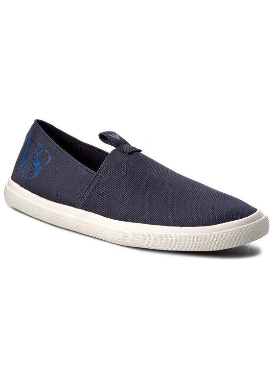 Armani Jeans Armani Jeans Πάνινα παπούτσια 935083 7P422 36435 Σκούρο μπλε