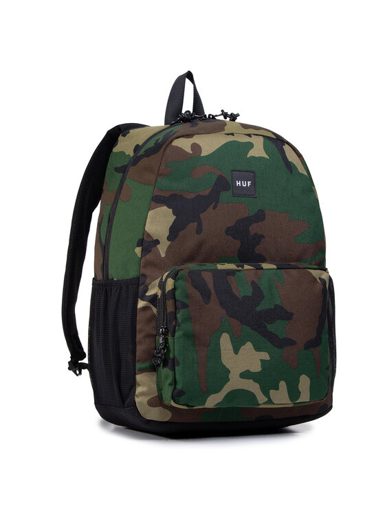 HUF HUF Plecak Standard Issue Bag AC00449 Zielony
