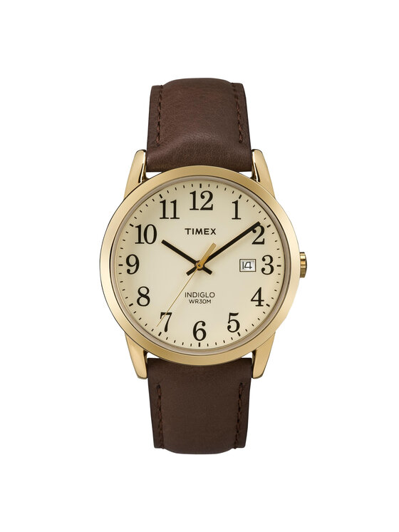 Timex Laikrodis Easy Reader TW2P75800 Ruda