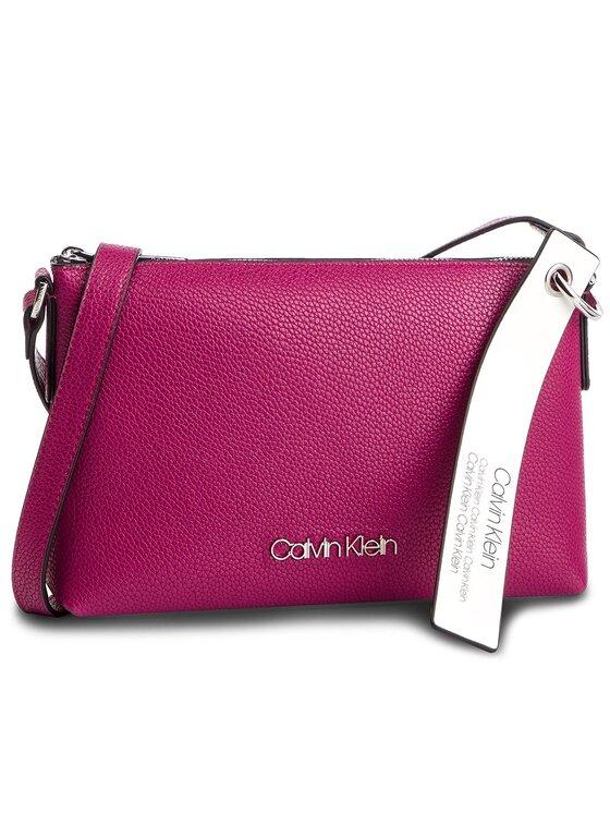 Calvin Klein Calvin Klein Geantă Neat Ew Crossbody K60K605081 Violet