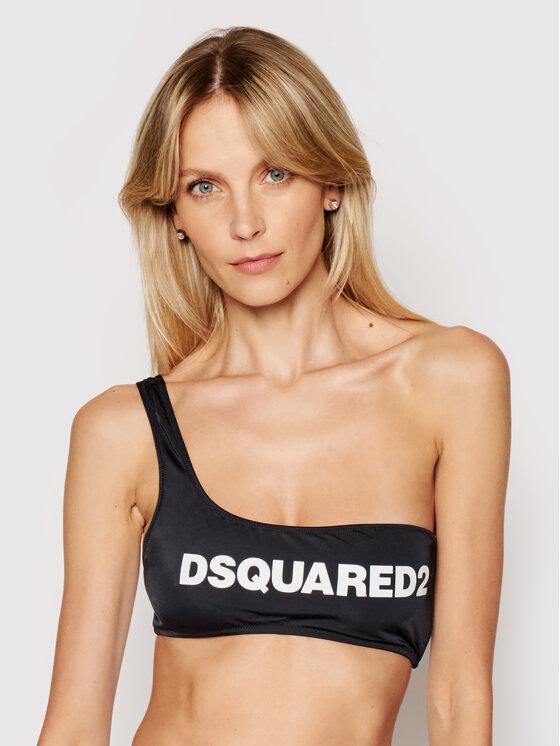 Dsquared2 Bikinio viršus D6BYA2850.01040 Juoda