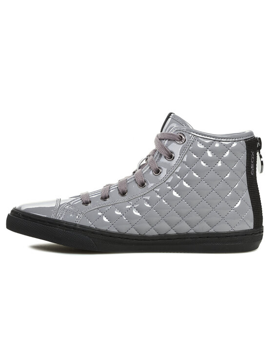 Geox Geox Sneakersy D New Club D D4458D 000HH C1006 Sivá