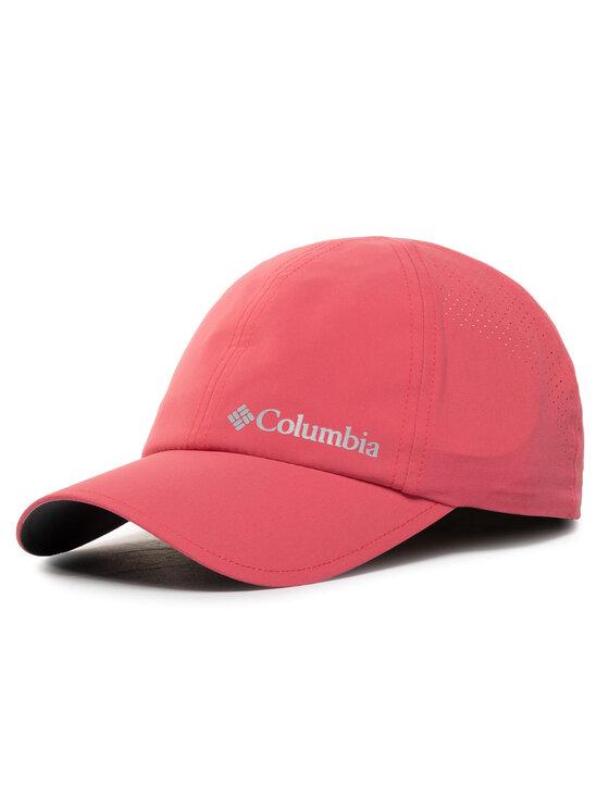 Columbia Columbia Czapka z daszkiem Silver Ridge III Ball Cap 1840071 Różowy