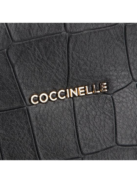 Coccinelle Coccinelle Torebka FB1 Ella Croco E1 FB1 18 01 01 Czarny