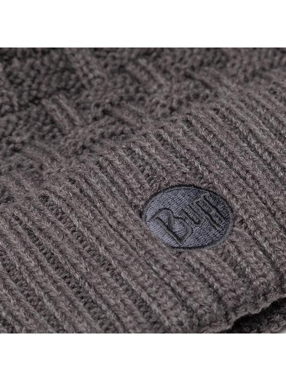 Buff Buff Czapka Knitted & Polar Hat 111021.930.10.00 Szary